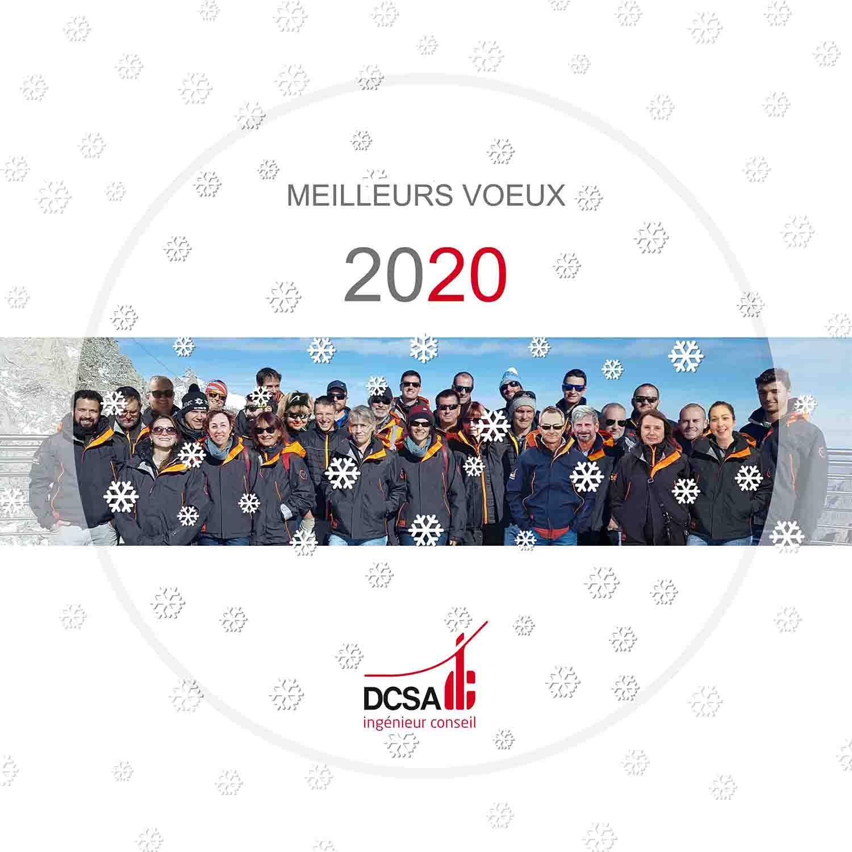 Signature mail voeux 2020